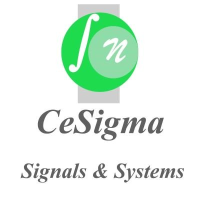 CeSigma Signals & Systems