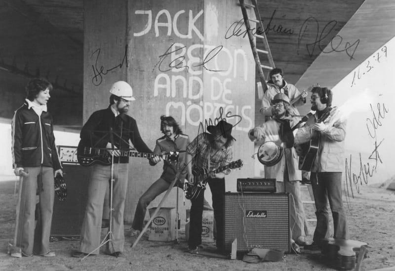 Jack Beton & De Mörtels