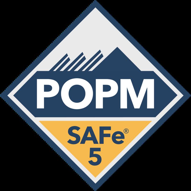 SAFe Product Owner/Manager (POPM®)