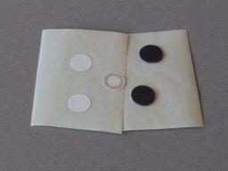MiniMe Inlay / Tag               ⌀ 11 mm