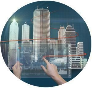 Telecommunication systems for towers and  buildings