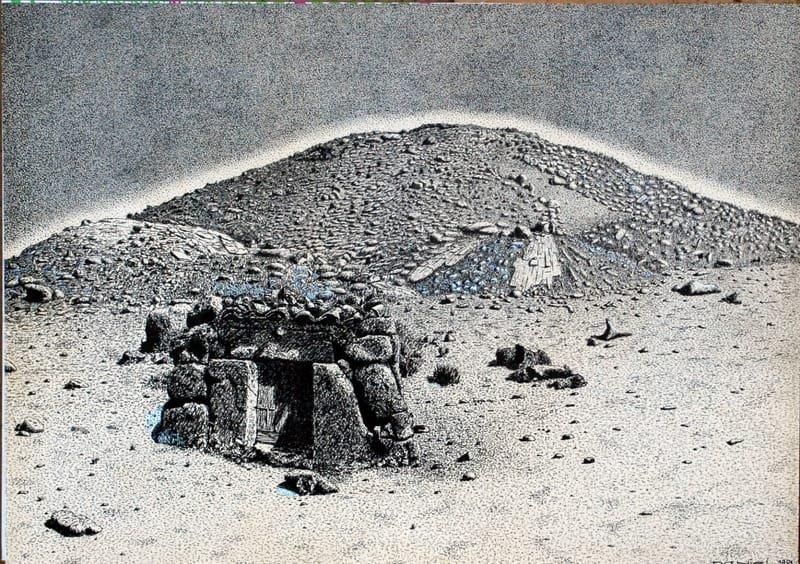 paysage d'après photo