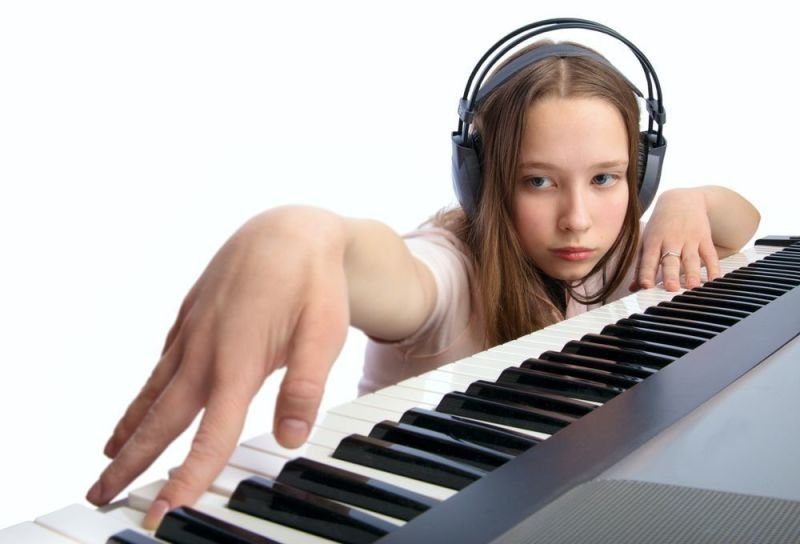 לימודי פסנתר ואורגן