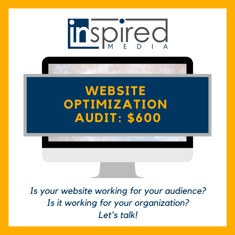 Website Optimization (SEO) Audits