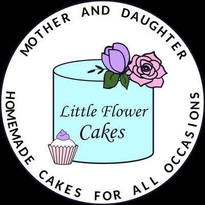 Little Flower Cakes