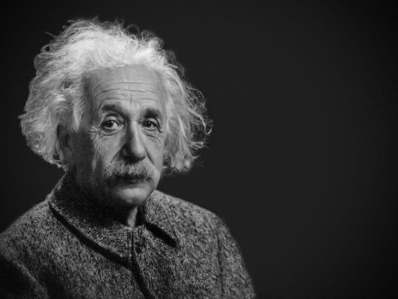 #פינת_האירוח - אלברט איינשטיין.