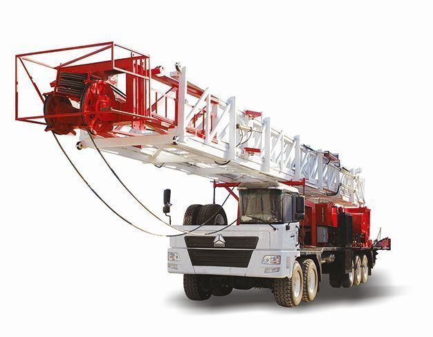 Truck mounted Workover Rigs