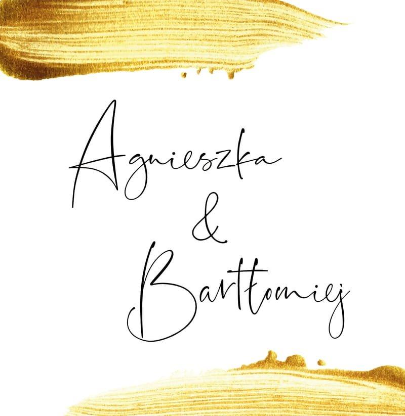 Agnieszka i Bartłomiej