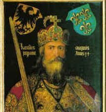 Charlemagne, the Father of Europe