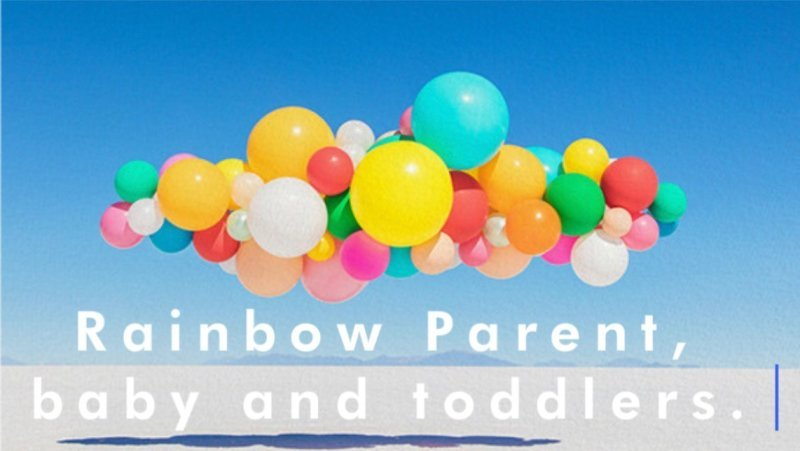 Rainbow Parent, Baby and Toddler group