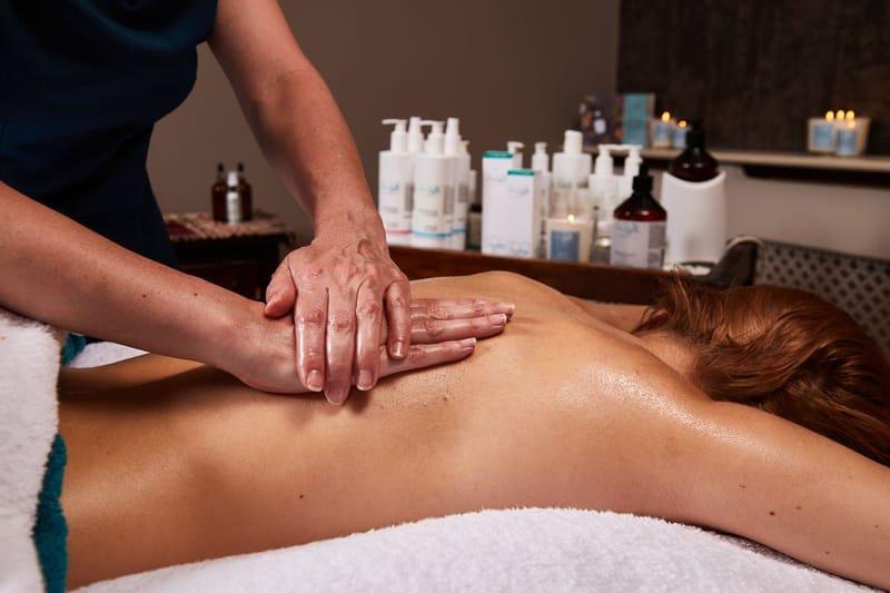 Swedish Body Massage £40