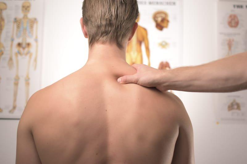 Neck and Shoulder Massage £15