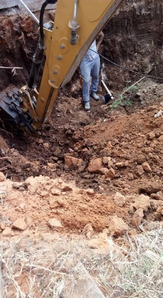 עבודות עפר והריסה
