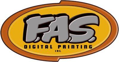 F.A.S. Digital Printing, Inc.