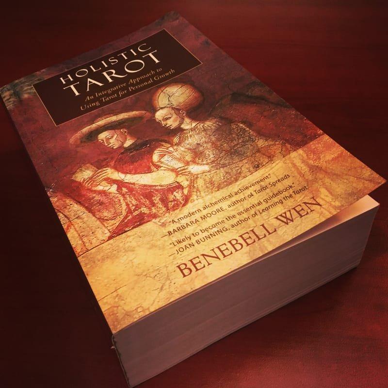 Favorite Advanced Tarot Book