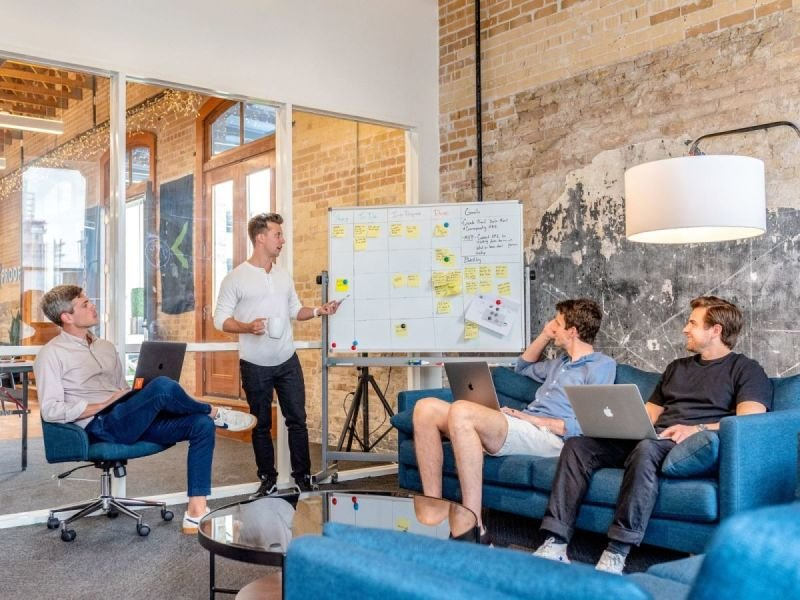 ייעוץ עסקי / ארגוני / אסטרטגי - בנייה וישום של תוכנית עבודה