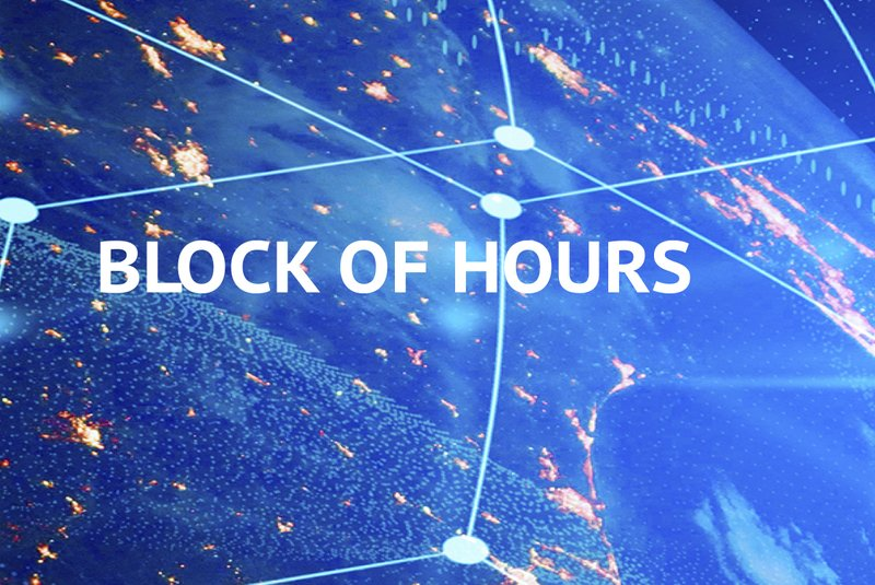 WCS Managed Services  - Blocks of hours