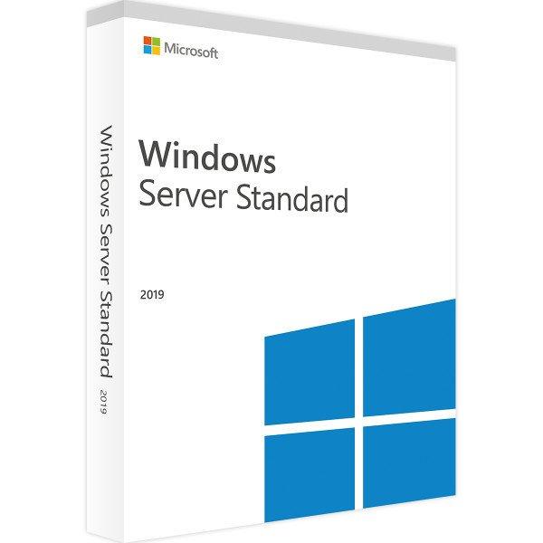 Tabela de preços Windows Server