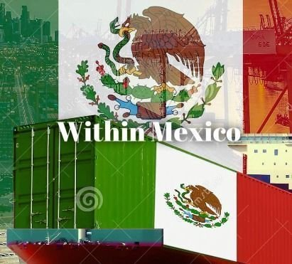 Within Mexico