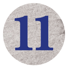 NUMBER 11 SILVER