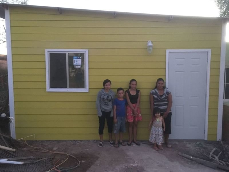 HOMES FOR FAMILIES