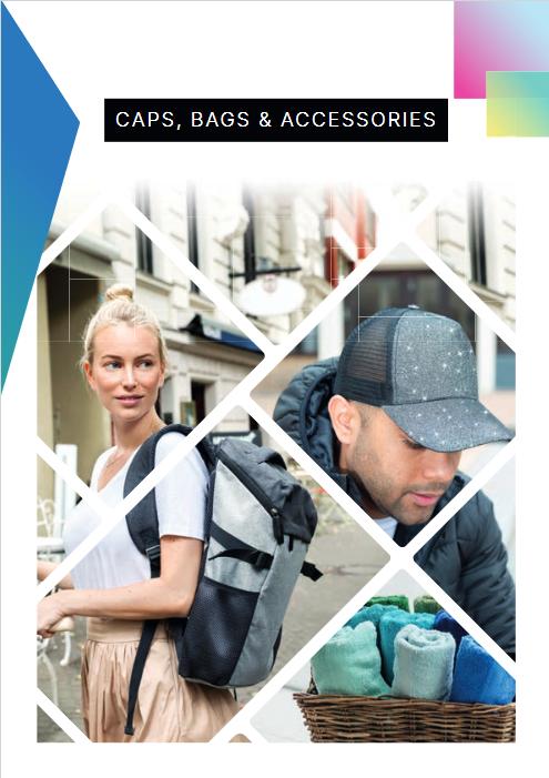 Caps, Bags & Accessories