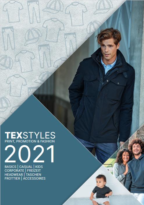 TexStyles print & fashion 2020/21