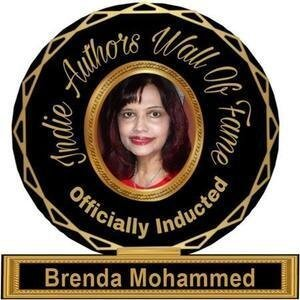 Brenda Mohammed inducted into Indie Authors Wall of Fame