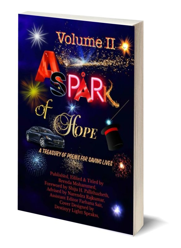 A Spark of Hope II: A Treasury of Poems for saving Lives