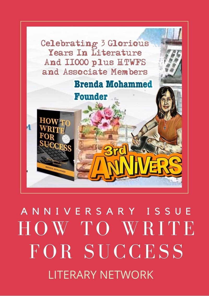 HOW TO WRITE FOR SUCCESS LITERARY MAGAZINE