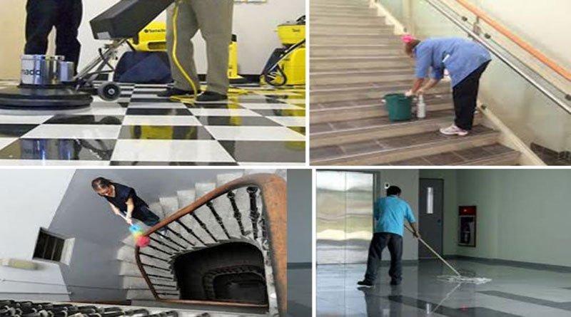 İnşaat Sonrasi Temizlik Hizmetleri