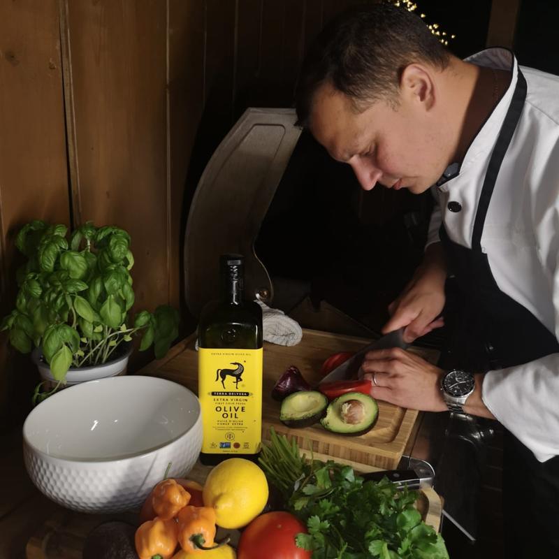 Chef Alejandro Martinez