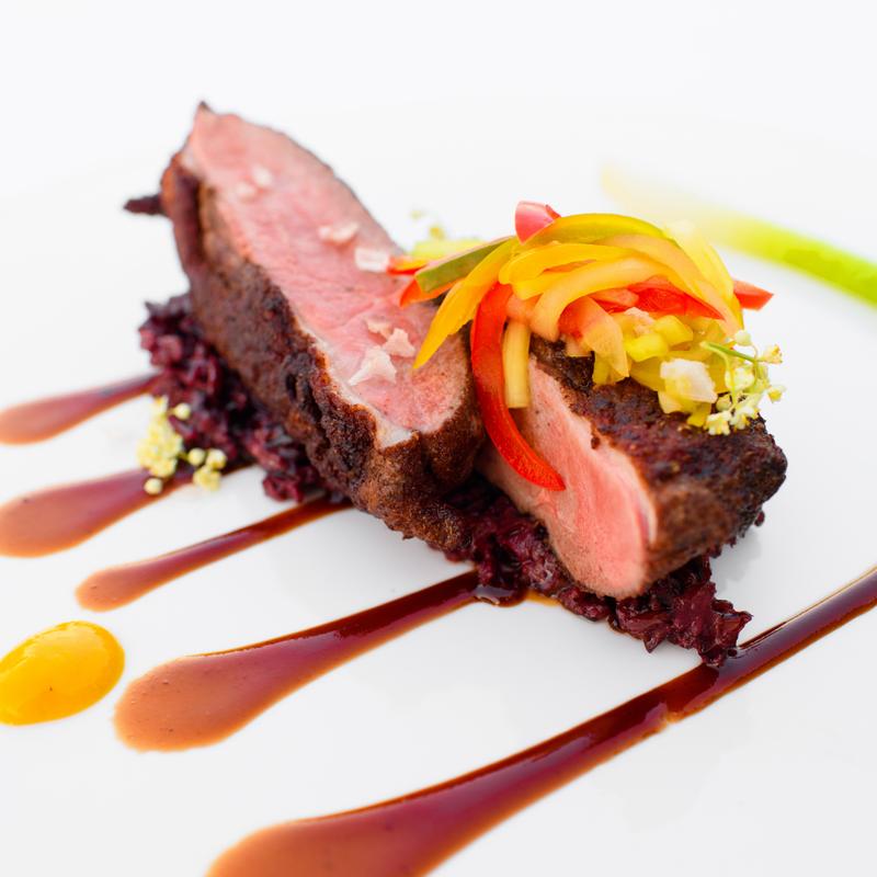Interactive 4 Course Gastro-Experience