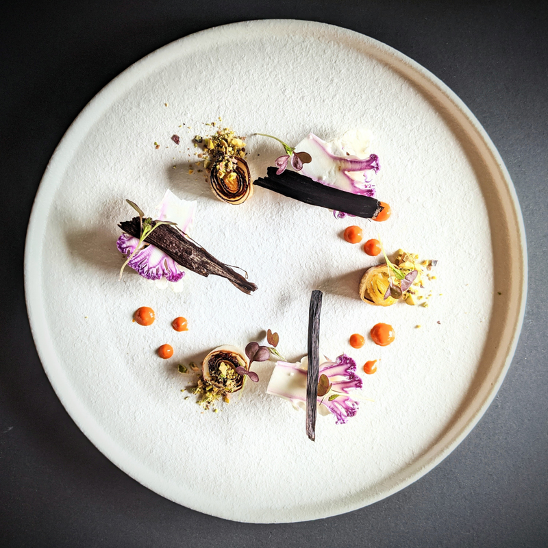 Chef Curated, 7-Course Tasting Menu