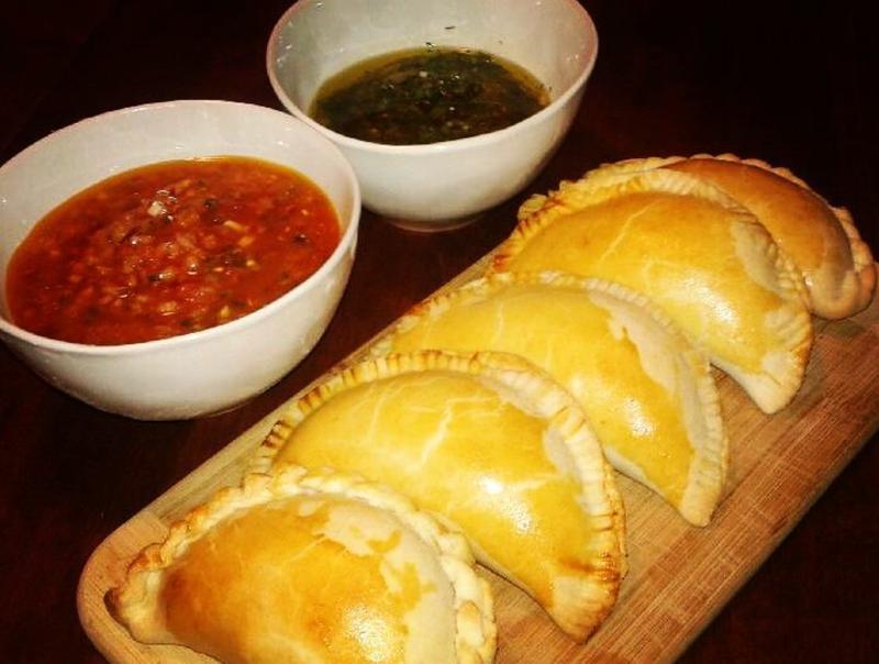 Empanadas + Chimichurri (by the dozen)