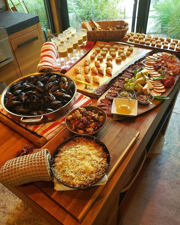 Hors D'Oeuvres Collection