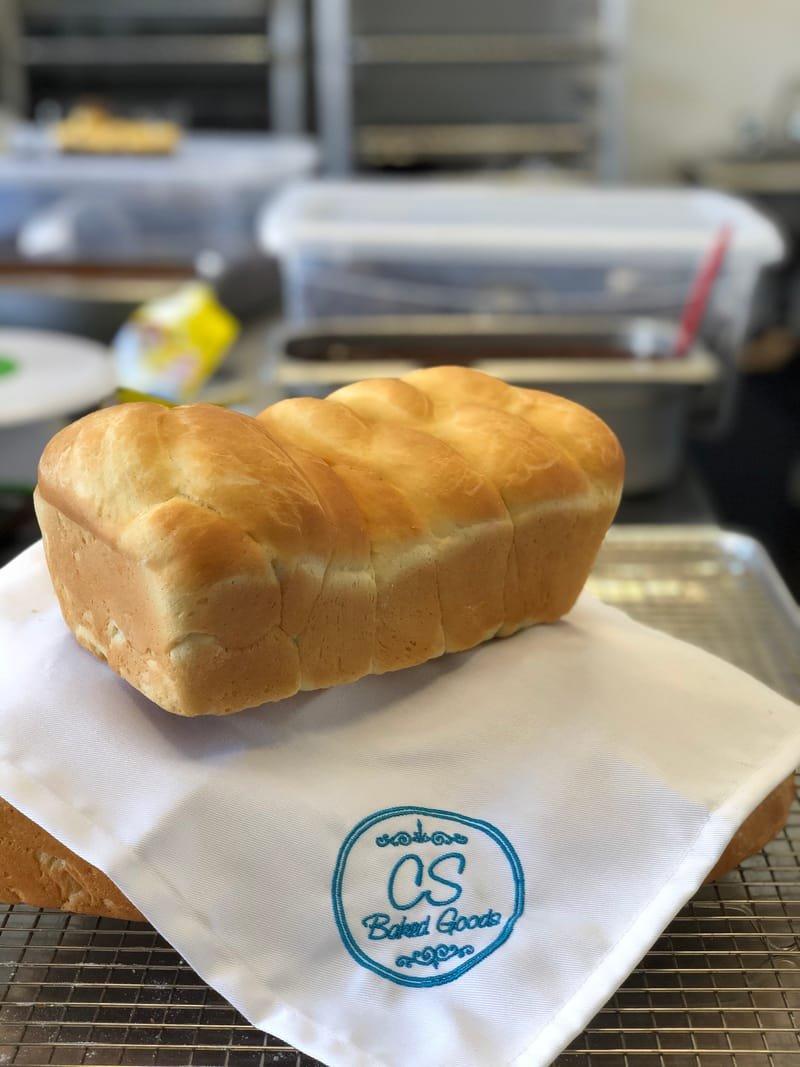 White Bread Loaf