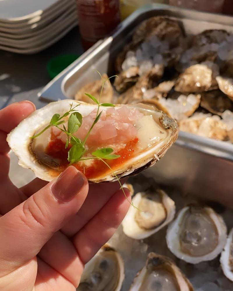 Buck-A-Shuck Oysters