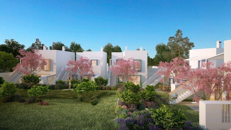 Vilamoura : appartements et maisons neufs au calme