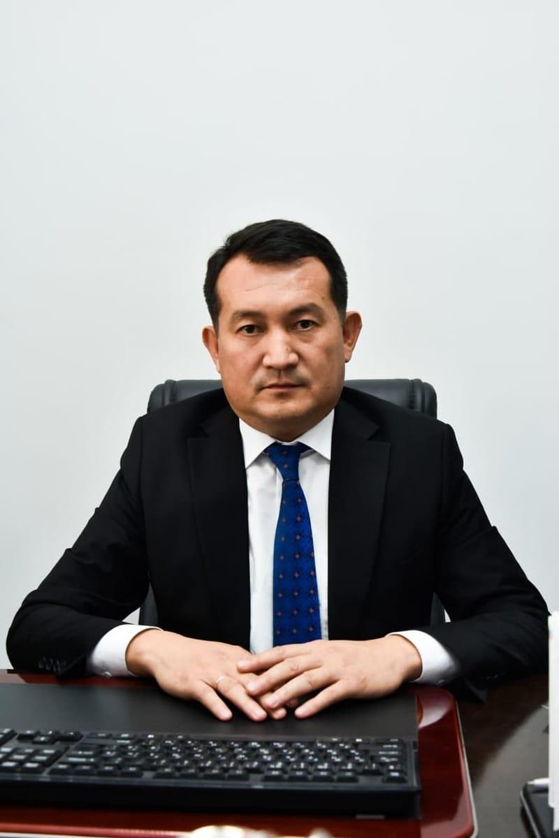 Абдусаломов Олим Эшмирзаевич