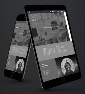 تصميم التطبيقات الإلكترونية