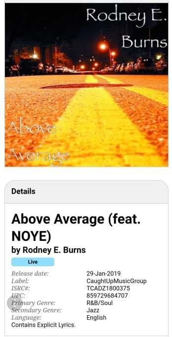 ABOVE AVERAGE (feat. NOYE)