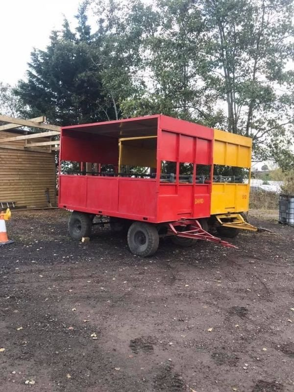 Ride Trailers