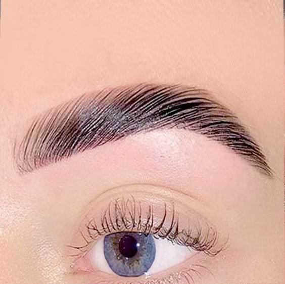 BROW LIFT & SHAPING & TINTING 340 AED