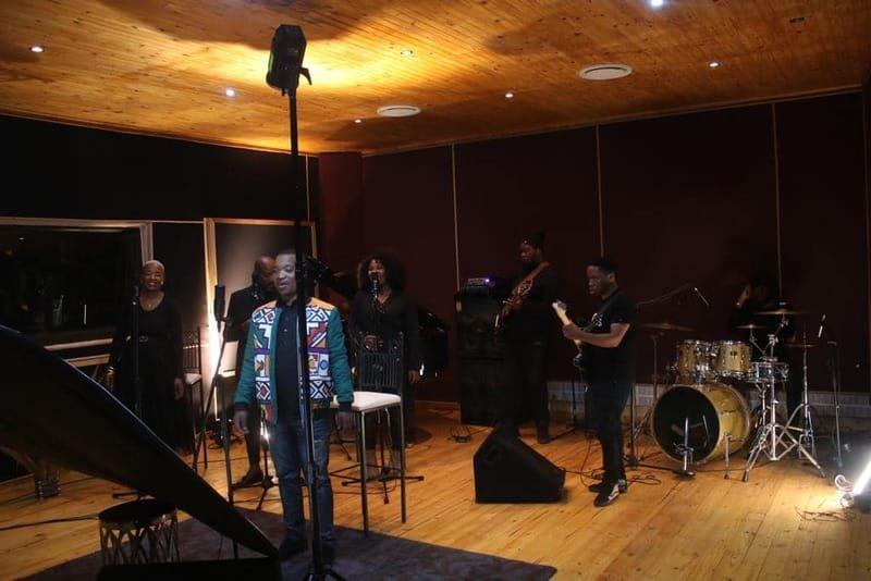 Music Academy of Gauteng Recording Studios