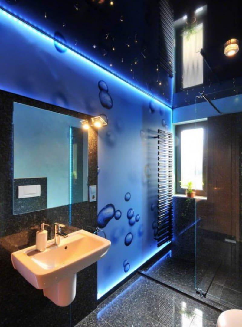 עיצוב אטום ומיוחד למקלחות ושירותים