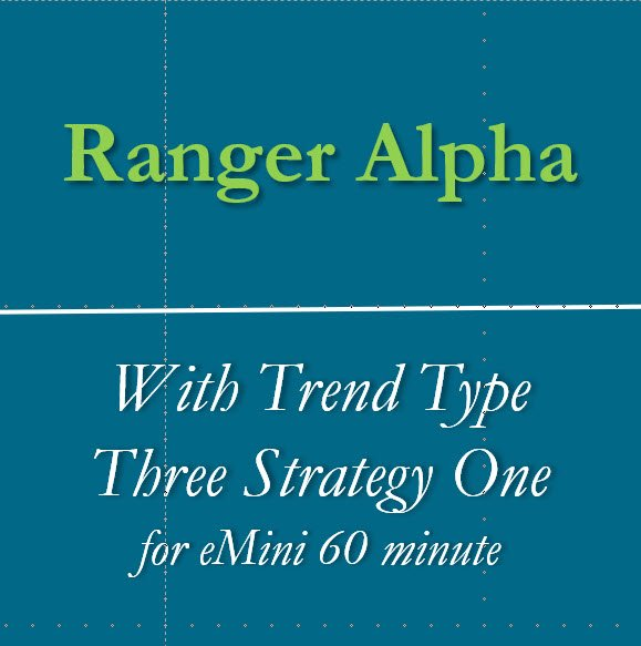 With Trend Strategy Type Three Number One