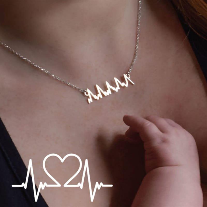Custom Heartbeat Jewelry