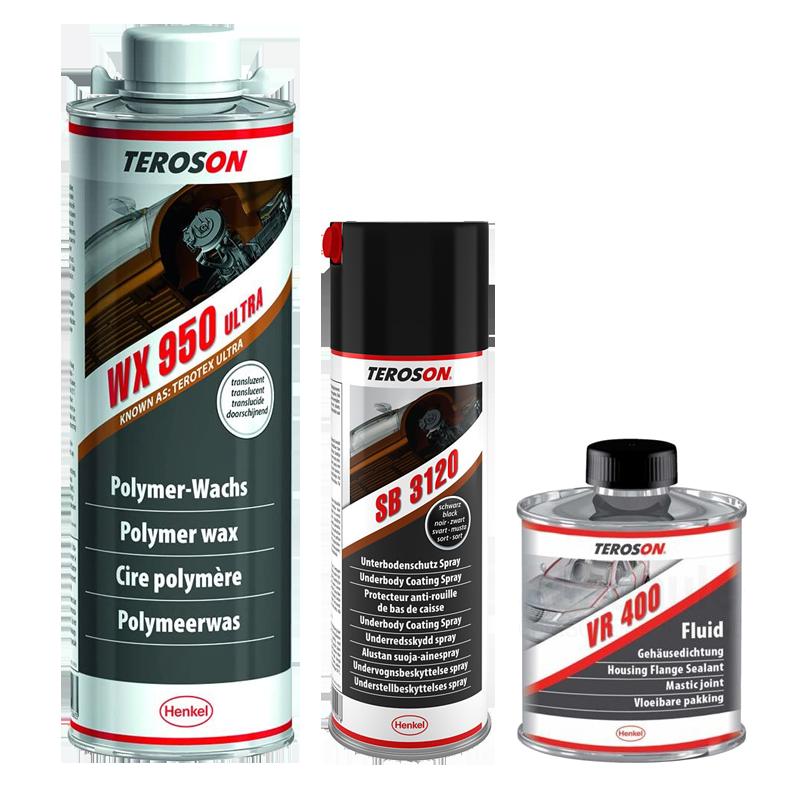 Voller Schutz mit Teroson