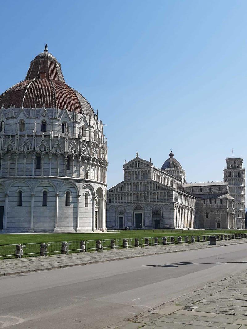 TOURS PISA / LUCCA / VOLTERRA E SAN GIMIGNANO